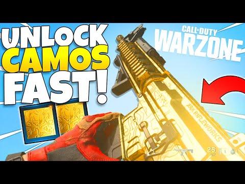 FASTEST WAY TO GET DAMASCUS CAMO IN MODERN WARFARE.. COD MW Gameplay