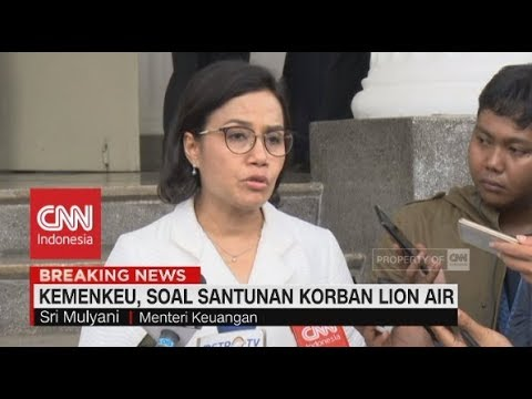 Kemenkeu, Soal Santunan Korban Lion Air Mp3