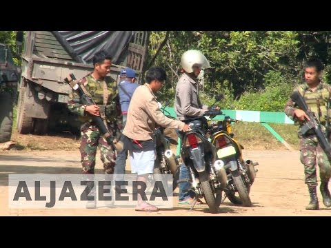Philippines: Armed group displaces thousands