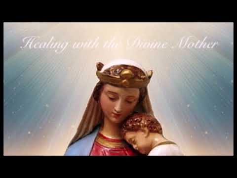 Healing with the Divine Mother meditation