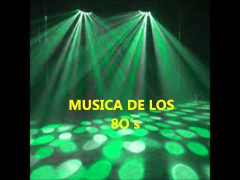 MIX  DE LOS 8Os (3)  Musica Disco - Los Mejores Exitos