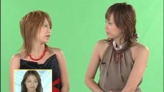 「飯田圭織卒業メモリアル」より Yaguchi talks about the growth of Ka...