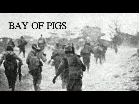 Bay of Pigs 50th anniversary - Two veterans discuss what happened