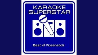 Ich komm an dir nicht weiter (Karaoke Version) (Originally Performed By Rosenstolz)