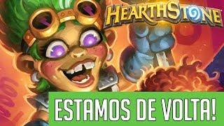 DE VOLTA AO RANK 5! - HEARTHSTONE BRASIL