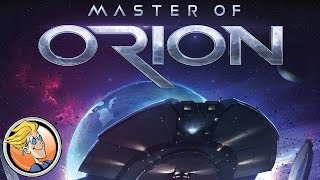 Master of Orion: The Board Game — overview and rules explanation