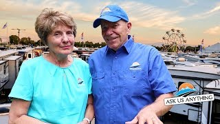 California RV Show Live With The Wendlands