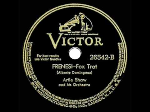 1941 HITS ARCHIVE: Frenesi - Artie Shaw (instrumental) (a #1 Record)