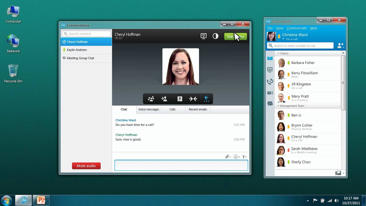 Cisco Jabber - Video Conferencing - DEKOM