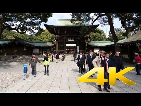 Meiji-Jingu - Tokyo - 明治神宮 - 4K Ultra HD