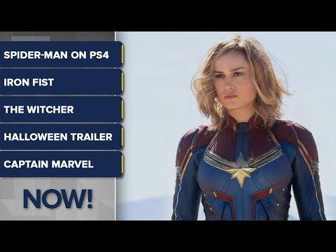 Spider-Man, Halloween, Captain Marvel - ComicBook NOW!