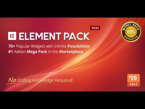 Element Pack - Addon для Elementor
