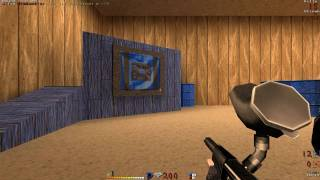 Digital Paint: Paintball 2 - Back2Back Gameplay (part1/2)