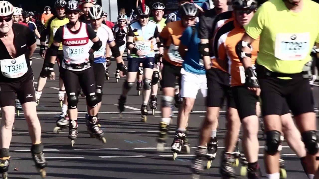 Marathon Berlin Skater