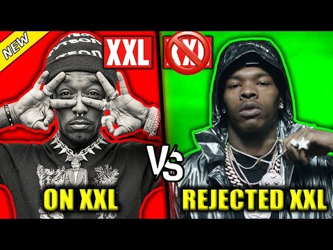 RAPPERS THAT WERE ON XXL VS RAPPERS THAT REJECTED XXL