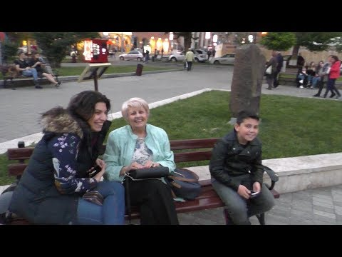 Yerevan, 28.04.18, Sa, Video-2, Arami Poghots.