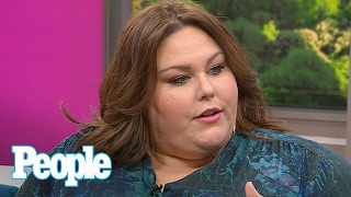 Chrissy Metz Reveals If Mandy & Milo Will Take Their Chemistry Off-Screen | People NOW | People