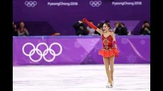 Alina Zagitova - Olympic PyeongChang 2018 - Figure skating Team event Women's FS