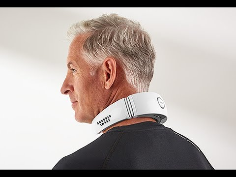 3-In-1 Heated Neck Therapy with Remote