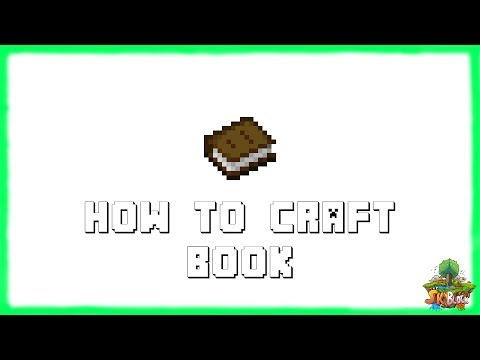✔-minecraft-1.15.2:-how-to-craft-book!-(2020)