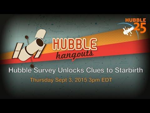 Hubble Survey Unlocks Clues to Starbirth
