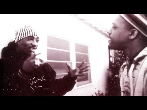 "2Pac & DMX - ""Who I Am"" (ft.Big L) (With Lyrics)"