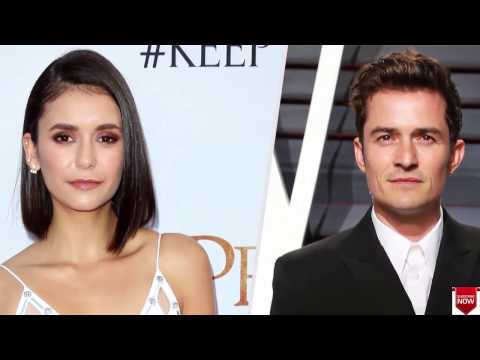 orlando bloom dating nina dobrev