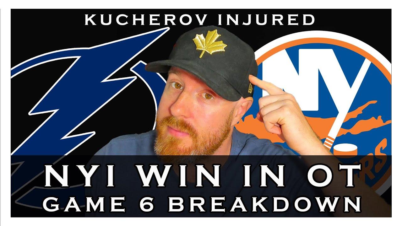 Lightning, Islanders set for winner-take-all game 7