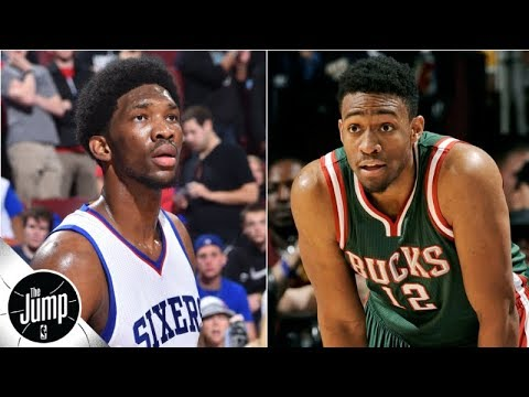8 of the top 11 picks in the 2014 NBA draft got injured early: Are youth sports to blame? | The Jump