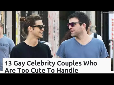 13 gay celebrity couples in hollywood Who Are Too Cute To Handle