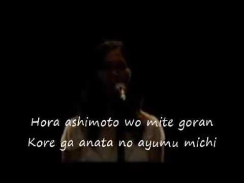 Lagu sayang versi Mirai E