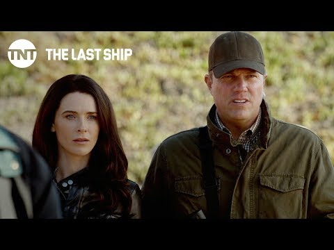 The Last Ship: Tom Chandler - Season 4 [BTS] | TNT