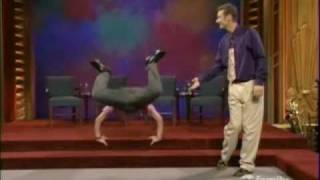 Whose Line Is It Anyways?- Colin does THE WORM