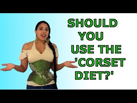 4acb45dd624 THE CORSET DIET: Weighing the Pros & Cons | Lucy's Corsetry - YouTube