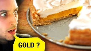 Lemon Meringue Pie  French, Posh but so Easy...