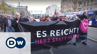 مظاهرات ضد النازيين الجدد في دريسدن | الأخبار