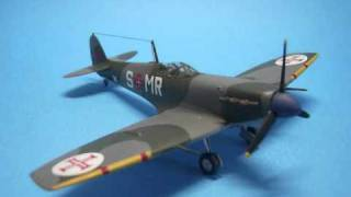REVELL 1/72 Spitfire Mk.Vb - A Double Build Review