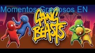 Momentos Graciosos En Gang Beasts (Leer Descripcion)