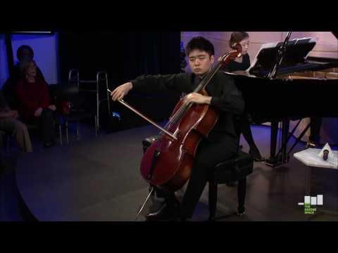 James Jeonghwan Kim plays Brahms