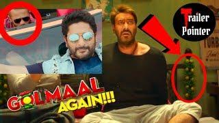 GOLMAAL AGAIN Official Trailer Breakdown #1|Things You Missed|Ajay Devgn| Rohit Shetty