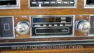 1982 Seville video test drive 4.1 liter v8 fwd only 40k miles!