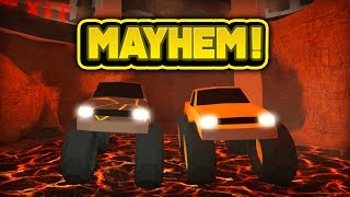 monster truck mayhem roblox jailbreak