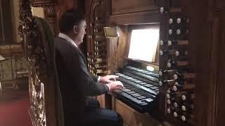 Psalm 150 Ibach orgel Bergen op Zoom