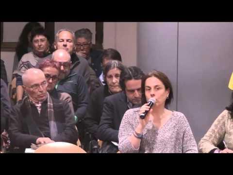 Audiència pública del Districte de Ciutat Vella 25-2-2016