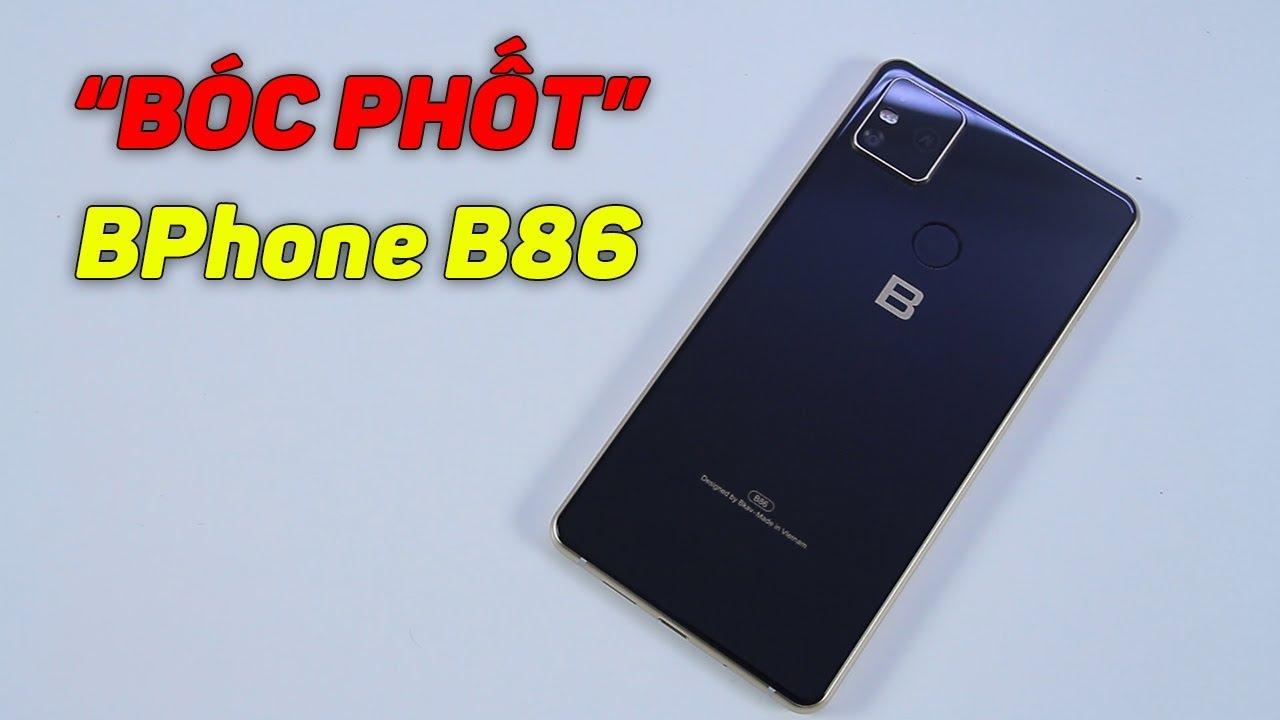 Chia sẻ cảm nhận của mình sau khi trải nghiệm BPhone B86 !!!