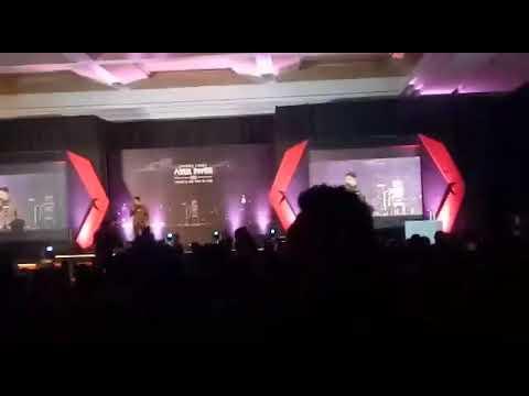 Reza Harlevi  (  Consumer Finance Annual Award 2018 ) Bank DBS @ Hotel JS Luwansa