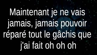 When I was Your Man   Bruno Mars traduction français)