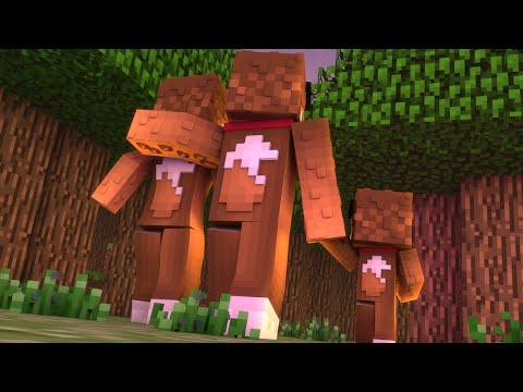 Minecraft - FAMILIA DO PUPPY! [01] Minhas Amaveis Criaturas!