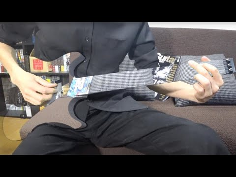 Exactly chameleon!  I Built chroma key guitar.【DIY】