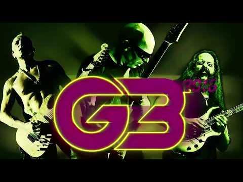 Joe Introduces G3 2018 Tour w/ John Petrucci & Phil Collen